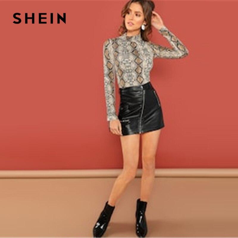 00bf4b9fe8 SHEIN Multicolor Long Sleeve Top – Katling
