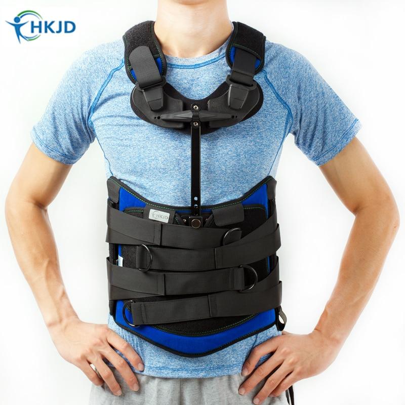 Corrector de espalda Adajustable Magnetic Therapy Posture Corrector Brace Shoulder Back Support Belt  Braces Supports Belt free size o x form legs posture corrector belt braces