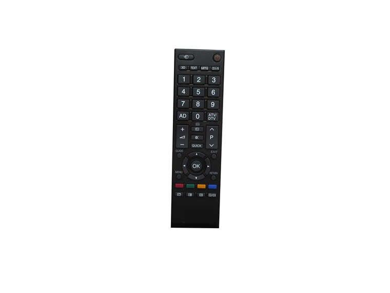 Remote Control For Toshiba 37RV626D 37RV633D 37RV635D 40LV675 37RV635DG 37RV636D