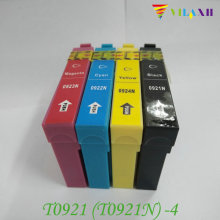 T0921 - T0924 Ink cartridge For Epson Stylus CX4300 TX117 T26 T27 TX106 TX119 TX109 C91 Printer