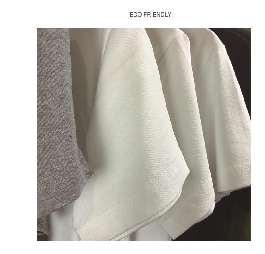 COOLMIND QI0232B 100% coton chat imprimé femmes t-shirt décontracté à manches courtes T-shirt femme o-cou lâche femmes T-shirts hauts tee shirt 3