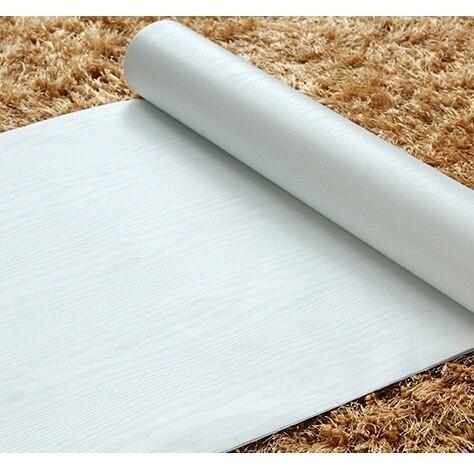 Waterproof Wood Grain Contact Paper PVC Vinyl Film For Kitchen Cabinets  Wardrobe Decorative Shelf Liner Self