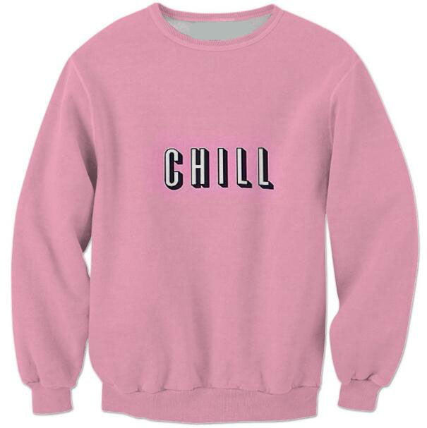 Online Get Cheap Pink Crewneck Sweatshirt -Aliexpress.com ...