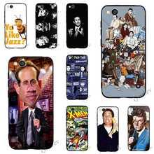 цена на Print Jerry Seinfeld Phone Cover for Redmi 4A Case 4X 5 Plus 5A Prime 6A Note 6 Pro 7 Xiaomi Mi A2 A1 8 Lite 9 9se Skin