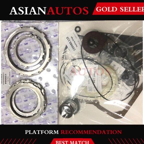 AW55-51SN 55-50sn 오버홀 리빌드 키트 frictions steels kit AF33-5 re5f22a