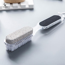 4 in 1 Foot Brush Scrubber Feet Massage