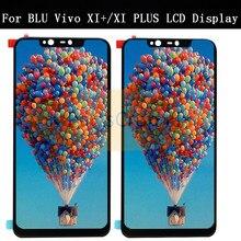 الأصلي ل BLU فيفو شي زائد LCD V0310WW V0311WW شاشة الكريستال السائل محول الأرقام بشاشة تعمل بلمس ل Blu فيفو شي XIPlus lcd ل فيفو XI lcd