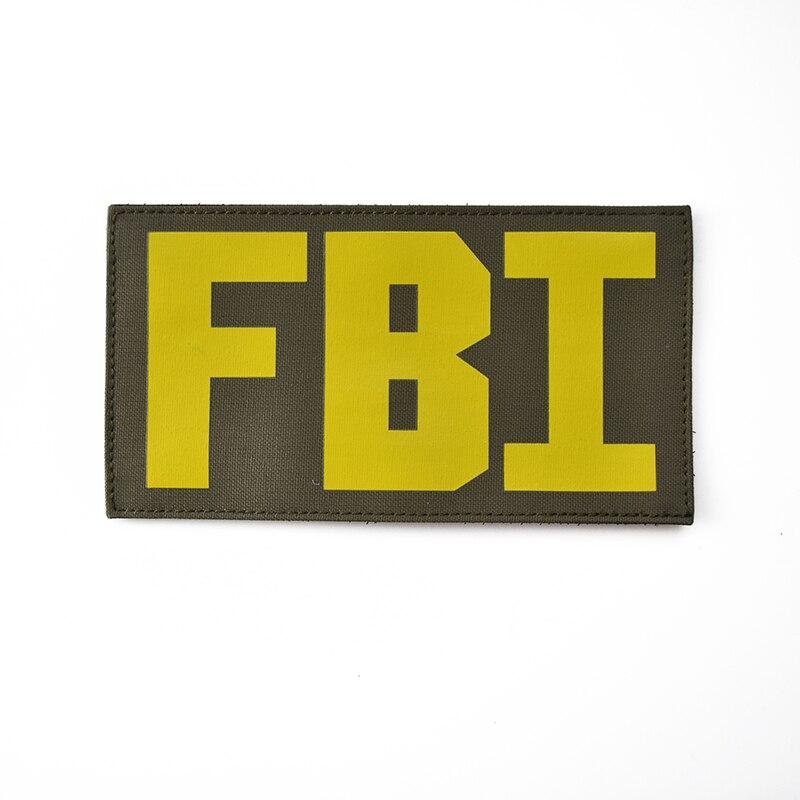 FBI Patch TW-H004