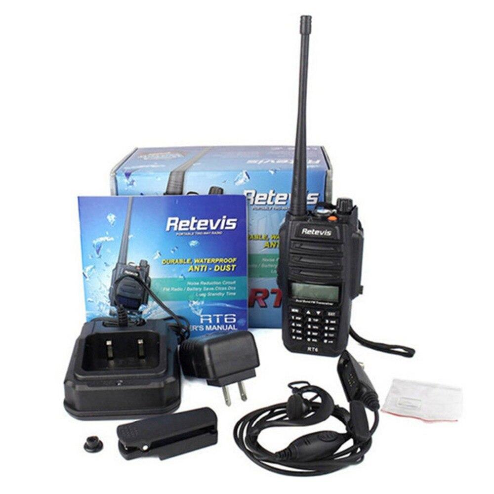 RETEVIS professionnel numérique portable talkie walkie étanche radio puissant téléphone talkie walkie téléphone talkie-walkie