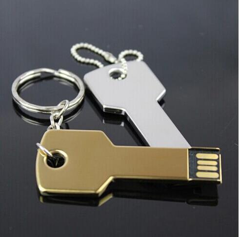 Usb flash Drive 64/128/256/512 GB chave de metal à prova d' água moda pendrive memory stick flash pen drive presentes/drive/pen OTG HOT