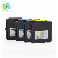ink cartridge for ricoh GC31 GXe2600 3300 3300n 3350n printer, 45 ml compatible ink cartridge for ricoh printer lcl 765 9 1 pack red ink cartridge compatible for pitney bowes dm300c dm400c dm425c ml dm425c mm dm450c dm475c 3c00 4c00 5c00