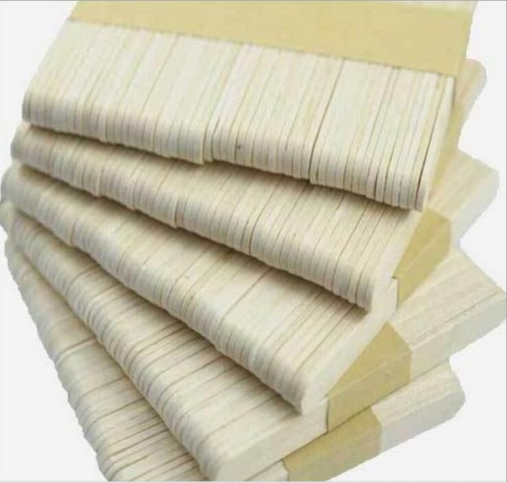 New Arrival HOT Approx 50PCS Wooden Body Hairs