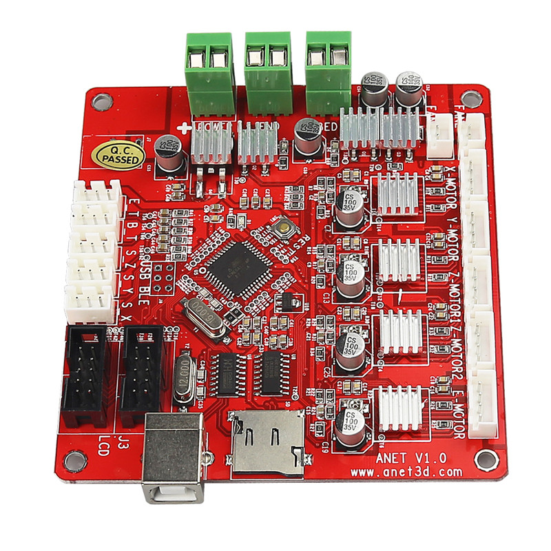 Need help finding wiring diagram for A A8 v10 Control board : 3Dprinting