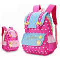 New Arrival School Bags For Girls High Quality Children Backpack Cartoon Smiling Face Primary School Backpack Mochila Infantil