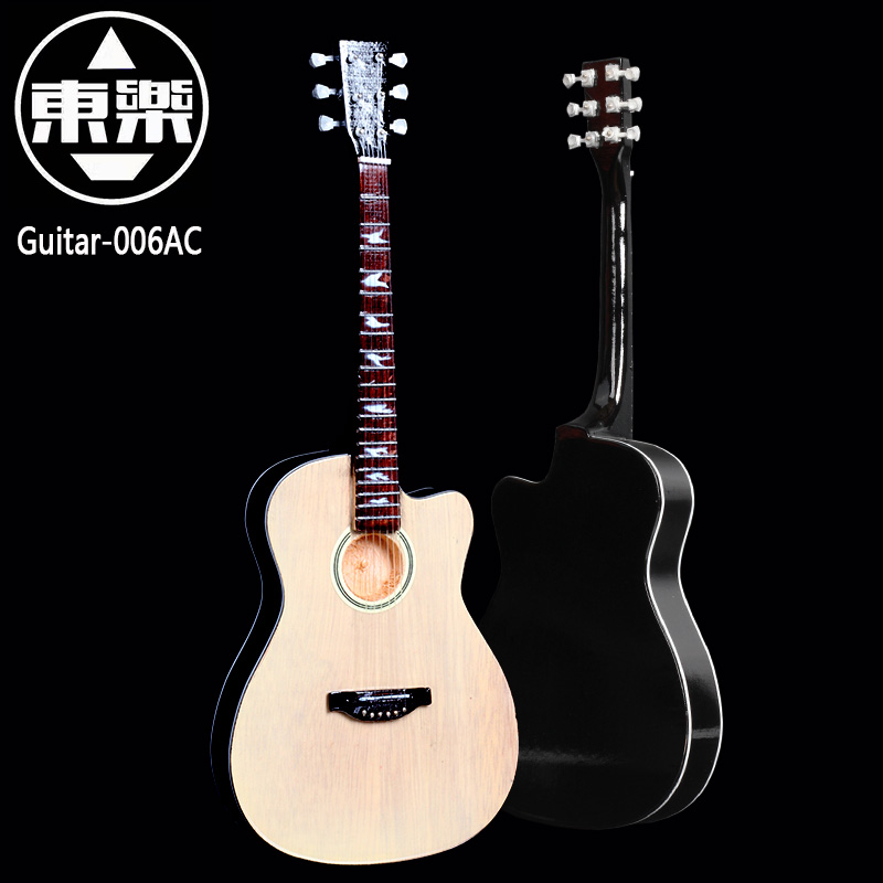 Wooden Handcrafted Miniature Guitar Model guitar-006AC Guitar Display with Case and Stand (Not Actual Guitar! for Display Only!) 1pcs lot ptn78000wah ptn78000w ptn78000 module new