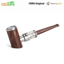 2pcs/lot 100% Original Kamry K1000 Plus E-Pipe kit 30W smoking Pen 4.0ml Atomizer Sigarate box mod e Pipe Electronic Cigarette