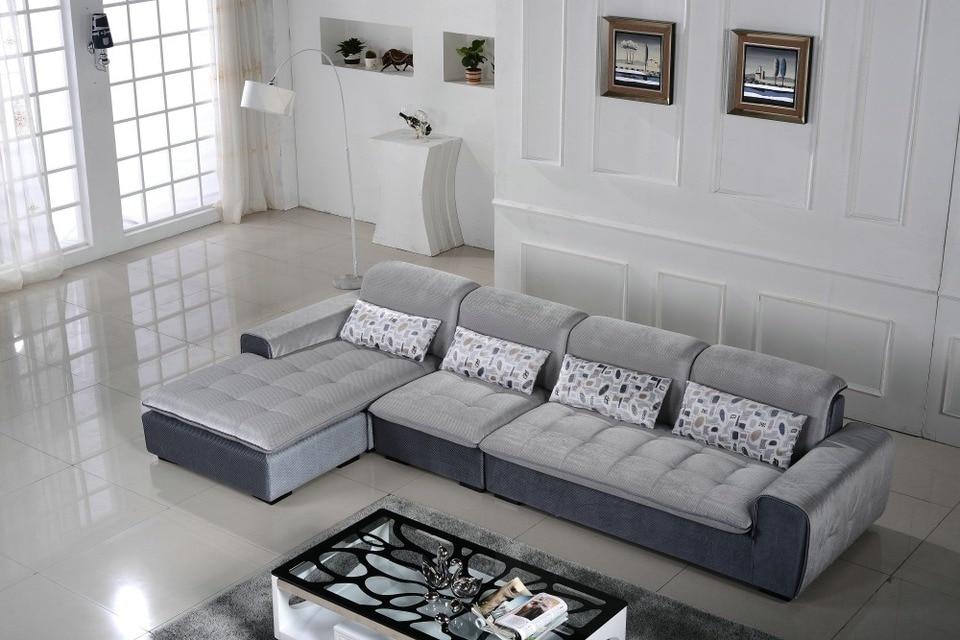 new arrival modern italian sofa modern fabric sectional sofa set af343