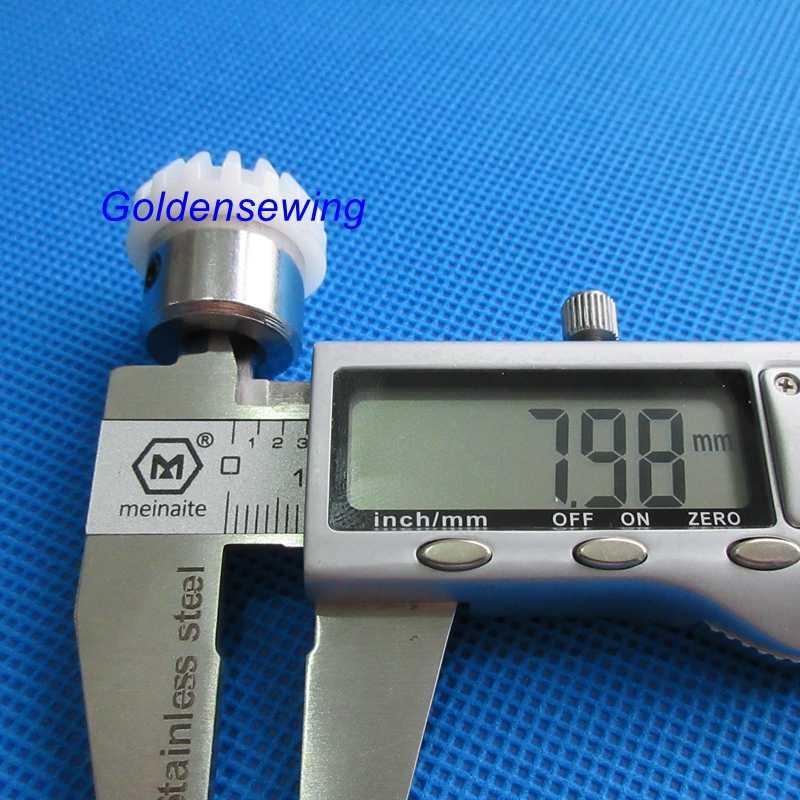 155819 Vertical Zahnrad Gear Fit For Singer 247 413 416 418 457 466 476 477