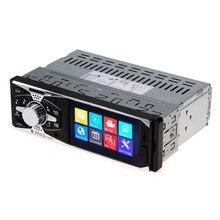 Reproductor de Radio de coche Cámara de Visión Trasera Soporte 4011R 12 V MP5 USB AUX Reproductor SD con Control Remoto con FM de Audio Estéreo jugador