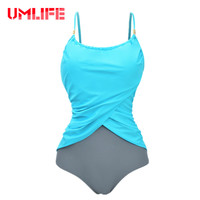 Women Swimwear Female 2017 Large Size One Piece Swimsuit Push Up Bathing Suit Maillot Beachwear Swimming