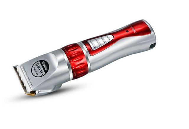 Corte de cabelo é buzzer adulto crianças para casa tipo de carga navalha empurrador para salão de máquina de cortar cabelo mudo
