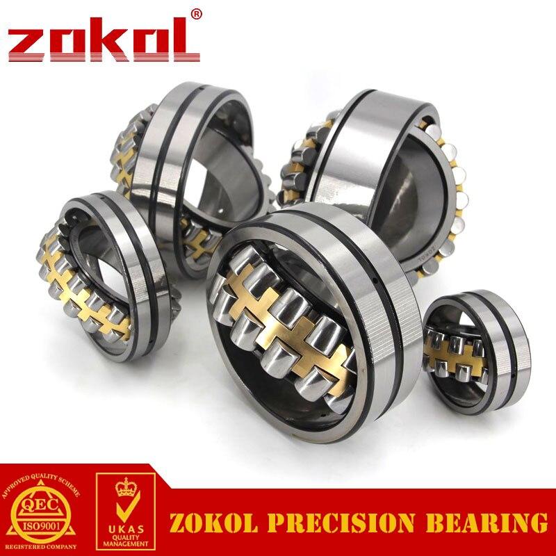 ZOKOL bearing22319CA W33 Spherical Roller bearing 3619HK self-aligning roller bearing 95*200*67mm zokol bearing 23024ca w33 spherical roller bearing 3053124hk self aligning roller bearing 120 180 46mm