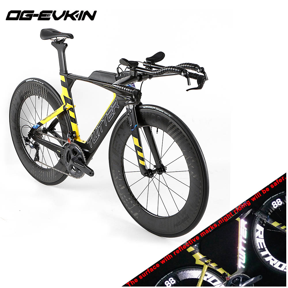 2017 Chinese Best Twitter Aero 22 Speed Carbon Tt Road