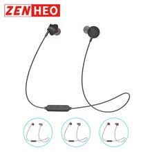 ZENHEO BT-08 TWS BT Earphones for Sport 90mAh Battery Waterproof Wireless Headphones Earbuds Headset With Microphone bt sport minimum requirements