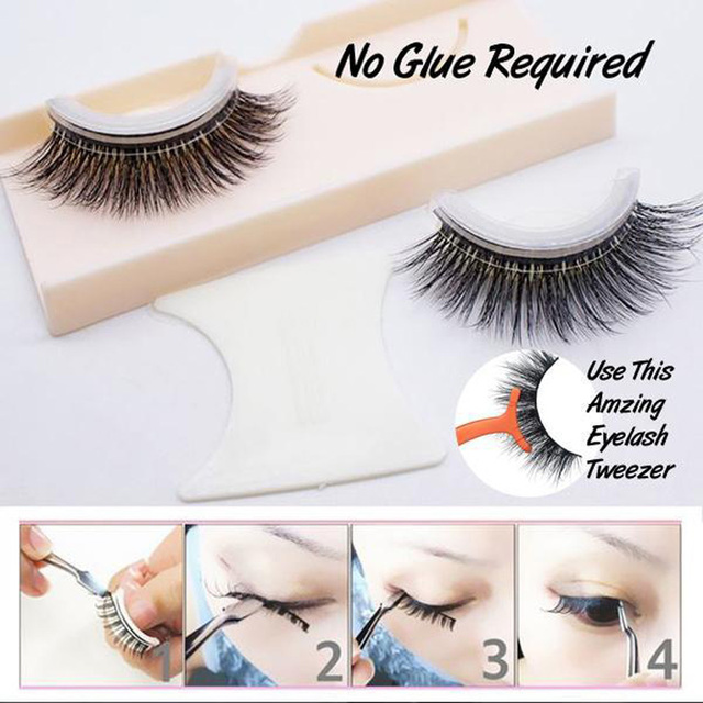 Reusable Self Adhesive Eyelashes