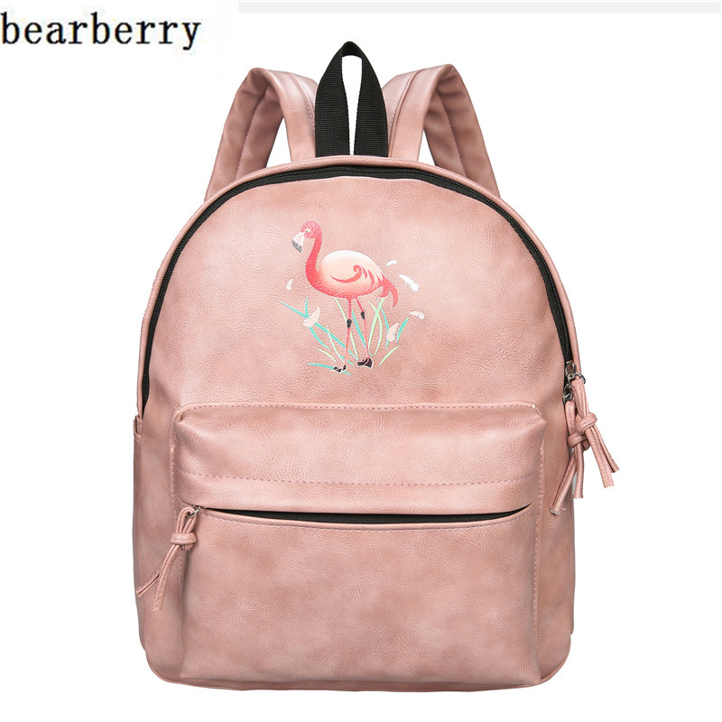 BEARBERRY Tropical Rain Forest Koala And Flamingo Printing Backpack Cartoon 3D Animal Backpack School Bags For Teenager MN125 mapping carbon stock using geospatial data in tropical forest of nepal