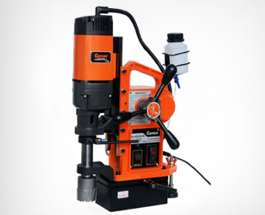 CAYKEN auto feed magnetic base drill machine KCY-65QE