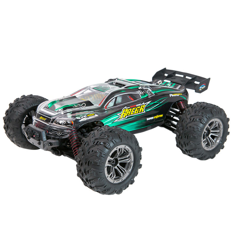 Hot Sales Remote Control RC Cars Toys 1/16 2.4G 4WD Cool LED Light RC Car 36km/H Bigfoot Off-Road Monster Truck RTR ToyHot Sales Remote Control RC Cars Toys 1/16 2.4G 4WD Cool LED Light RC Car 36km/H Bigfoot Off-Road Monster Truck RTR Toy
