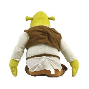 Image 3 - Peluche Shrek poupée en peluche 40cm, jouets pour films TV, DSN, jeu de noël pour enfants