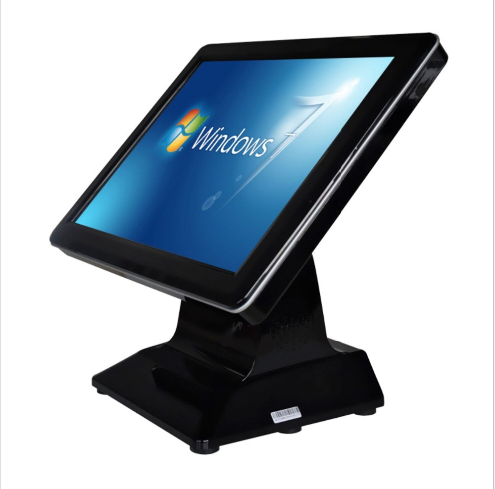Ten Point Touch Screen POS,15 Inch Touch All In One POS System