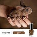 Hand Mini Nail Polish Smell Faint Fragrance Water Base Peelable Nail color Art Varnish  nail lacquer matte nailpolish fluorescen