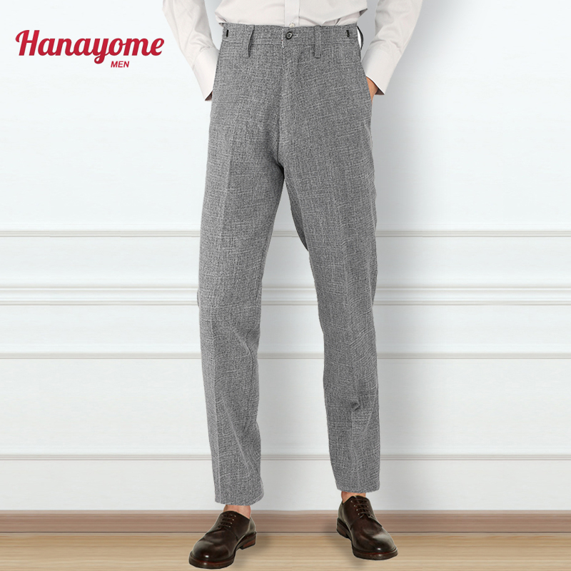 Aliexpress.com : Buy Heather Grey Pants For Male One Piece Long ...