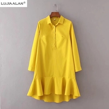 8b4a205401e97 Buy women shirtwaist dresses and get free shipping on AliExpress.com