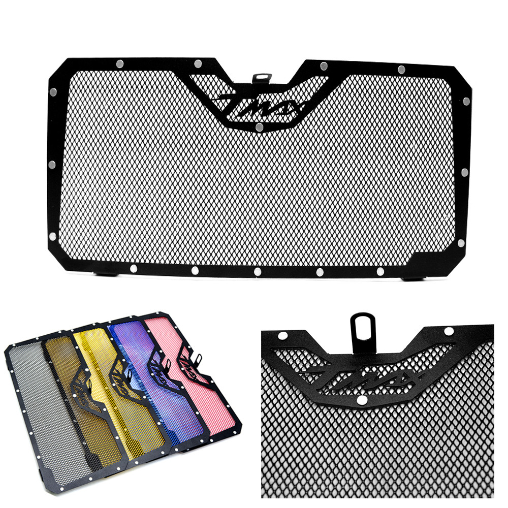 цена на For Yamaha Tmax530 Motorcycle Accessories Radiator Grille Guard Cover Stainless Steel Protector For Yamaha TMAX 530 2012-2016