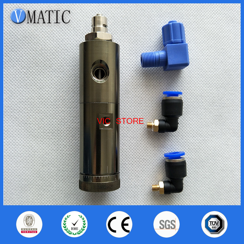 Tip-Seal , fine flow Adjustment with Dial, LUER LOCK connection,Dispensing Valve dispensing valve tip seal fine flow adjustment with dial c h1011