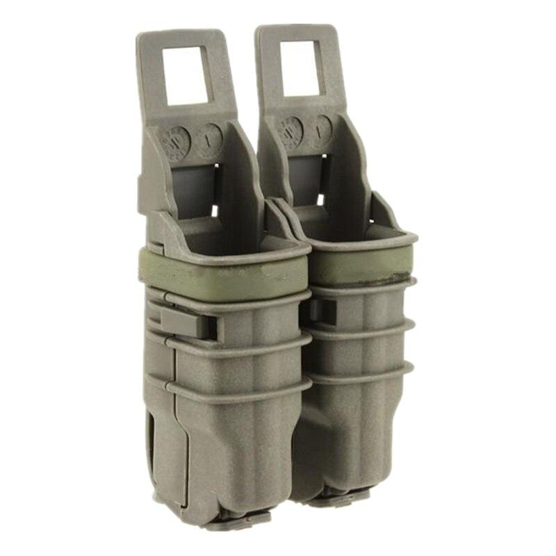 Тактический molle подсумок FastMag пистолет подсумок (Листва Зеленый) bd6344b