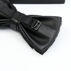 RBOCOTT Leather Bow Tie Men's Luxury Bowtie With Box Fashion Peacock Feather Bow Ties 12cm*5cm For Men Business Party Wedding 6