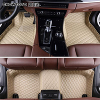 CHOWTOTO AA Custom Special Floor Mats For BMW 2 Series Waterproof Non slip Carpets For BMW 2 Series