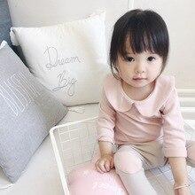 Baby T-shirt Children's cloth Autumn Wear, Children's T-shirts, Spring And Autumn Baby Girls, Long Sleeve cute