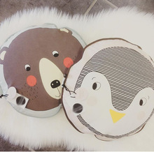 Cute Bear Ins NEW Fashion Baby Kids Girls Boys Dolls Pillow I am Cute Bear Cartoon Children Bedroom Decoartion
