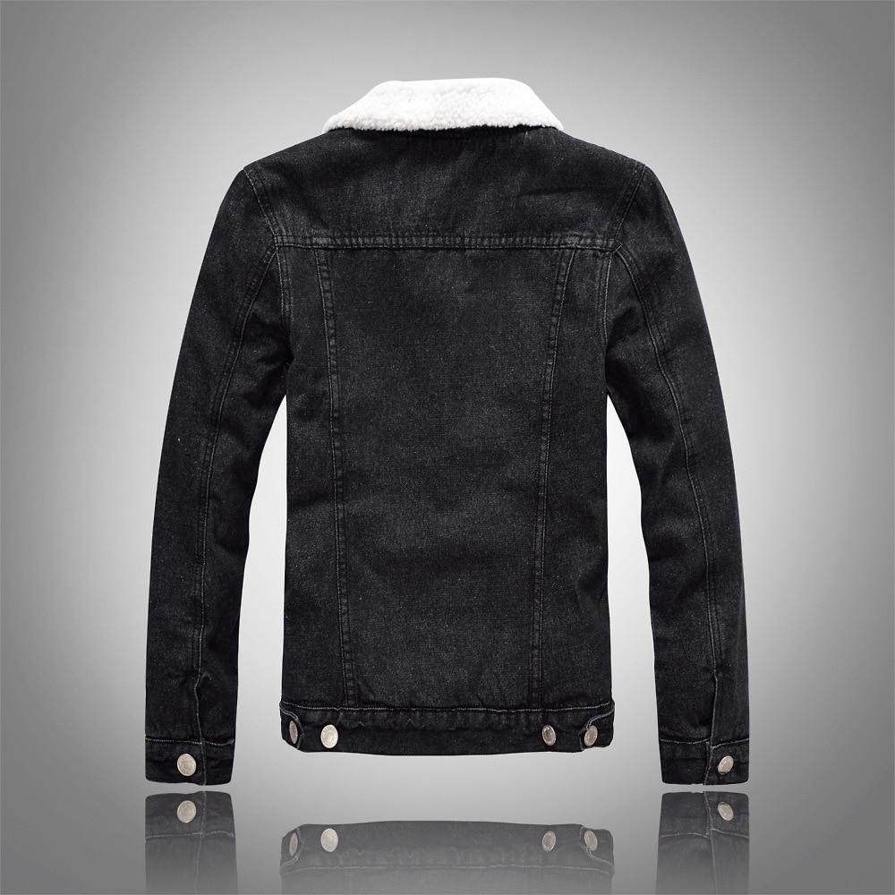veste en de velours nouvelle noir plus jean hommes hiver. Black Bedroom Furniture Sets. Home Design Ideas