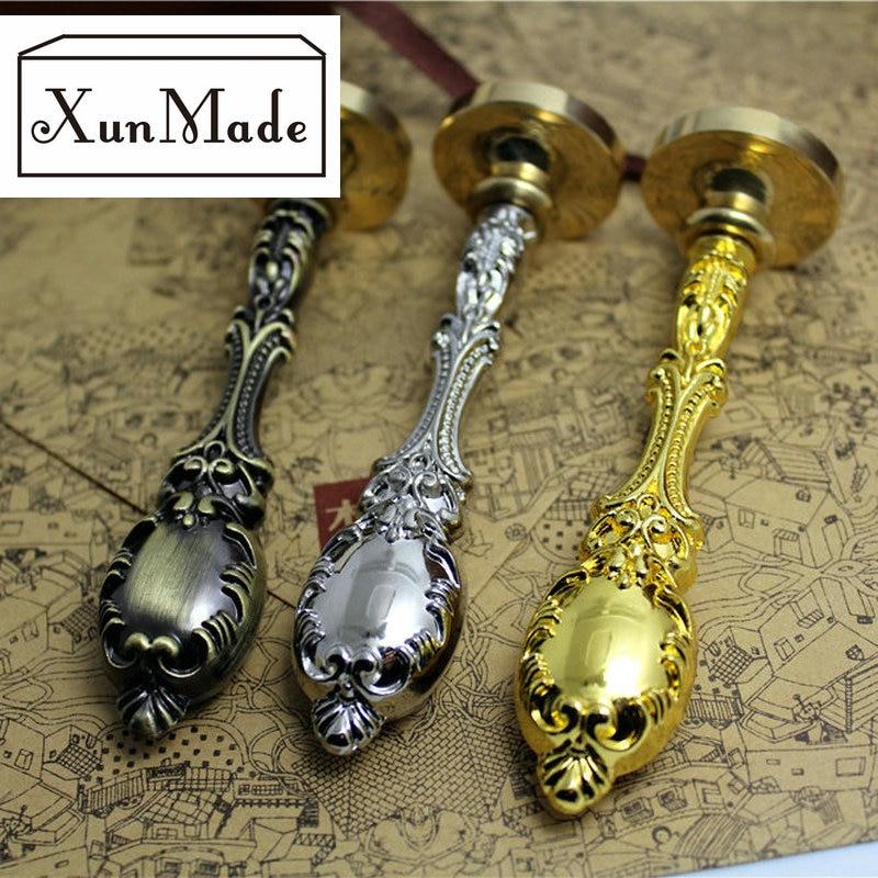 (D) XunMade Nová značka zakázkové osobní logo vosk pečeť - Umění, řemesla a šití
