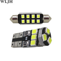 WLJH 22x Canbus Car LED Light Interior Complete LED Lighting Upgrade Kit Package For Audi Q5