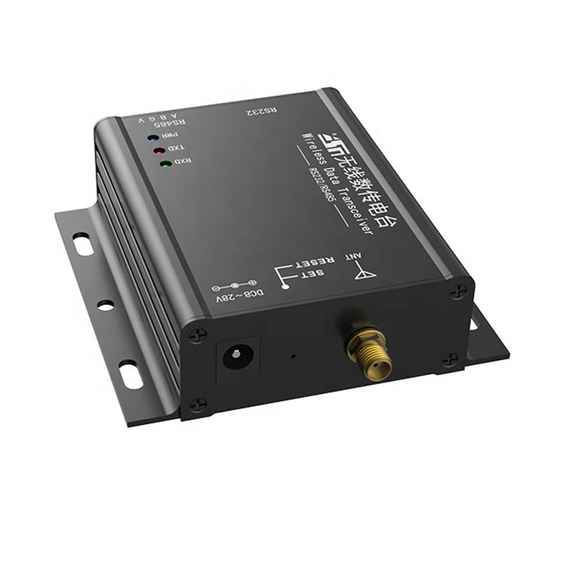 2 Pcs Dtu 915mhz Radio Modem Transceiver Module Rs485 Rs232 Wireless Transmitter And Receiver in Fixed Wireless Terminals from Cellphones Telecommunications