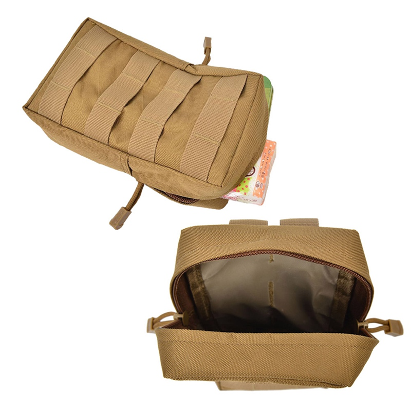 Airsoft Sports Military 600D MOLLE Pouch Bag 26