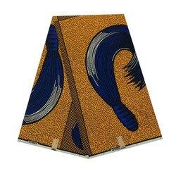 2019 the last design wax african woman wax printed in fabric 100% cotton 6yards veritable dutch block wax V-L 585